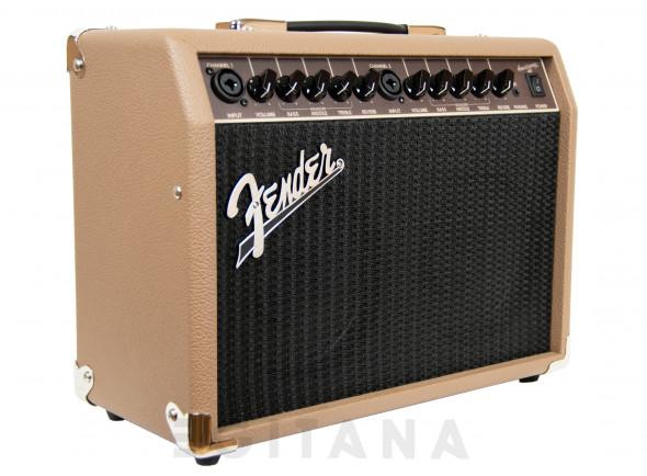 Amplificador Guitarra Acústica/Amplificadores de Guitarra Acústica Fender Acoustasonic 40