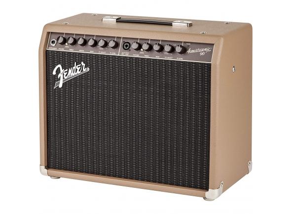 Amplificadores de Guitarra Acústica Fender Acoustasonic 90