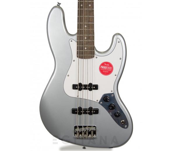 Baixo Elétrico Fender Squier Affinity Series Jazz Bass Slick Silver