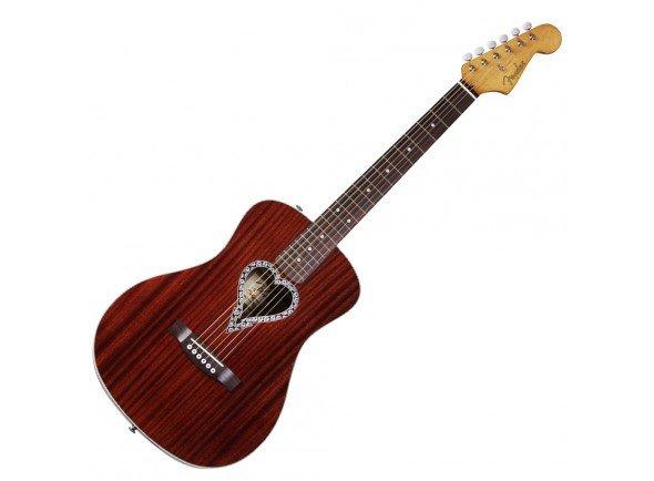 Guitarra Acústica/Outras guitarras acústicas Fender Alkaline Trio Malibu