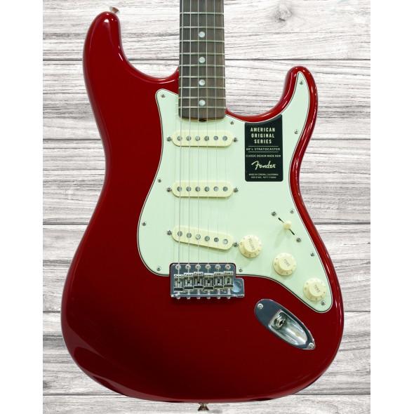 Guitarras formato ST Fender American Original 60 Strat RW CAR