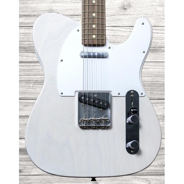 Guitarras formato T Fender American Jimmy Page Mirror Tele. RW WBL