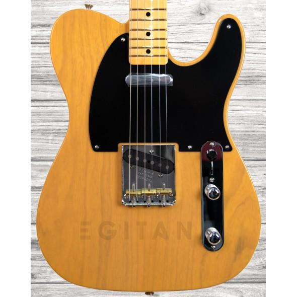 Guitarra Elétrica formato T/Guitarras formato T Fender American Original '50s Telecaster MN Butterscotch Blonde