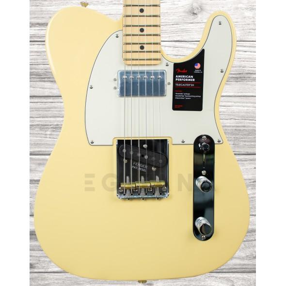 Guitarras formato T Fender American Perf Tele HUM MN VWT