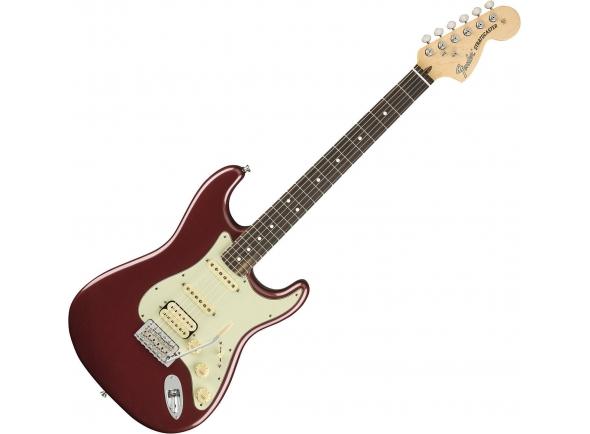 Guitarras formato ST Fender American Performer Stratocaster HSS RW Aubergine