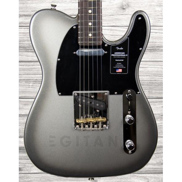 Guitarras formato T American Profissional II Telecaster MERC