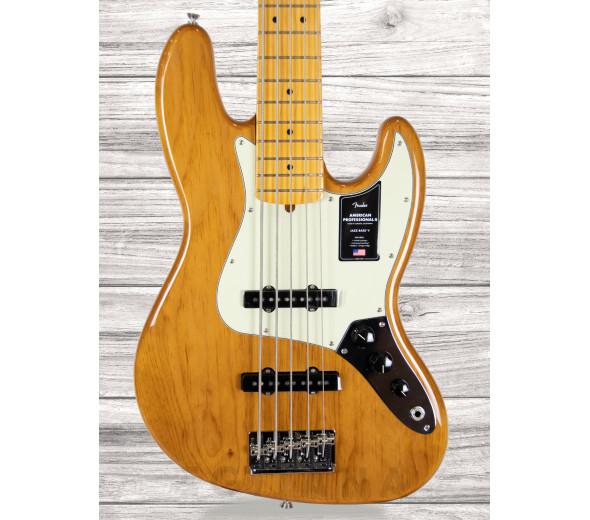 Baixo de 5 Cordas Fender American Professional II Jazz Bass V RST PINE