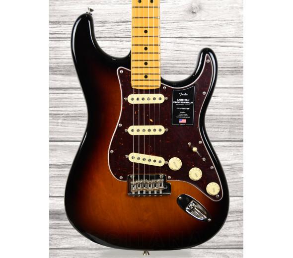 Guitarras Fender American Guitarras formato ST Fender American Professional II Stratocaster MN 3-Color Sunburst