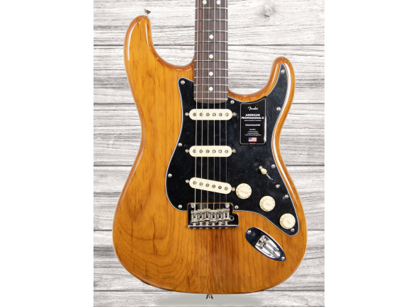 Guitarras formato ST Fender American Professional II Stratocaster RW Roasted Pine