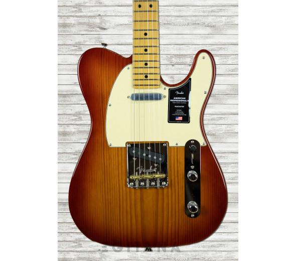 Guitarras Fender American Guitarras formato T Fender American Professional II Telecaster MN Sienna Sunburst
