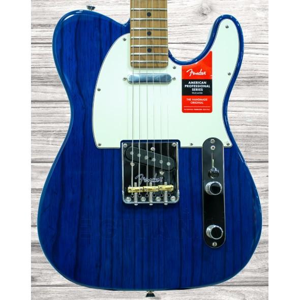Guitarras formato T Fender American Pro Telecaster MN Sapphire Blue LTD