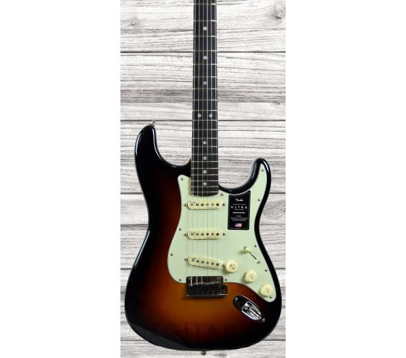 Guitarras Fender American Guitarras formato ST Fender American Ultra Strat RW Ultraburst