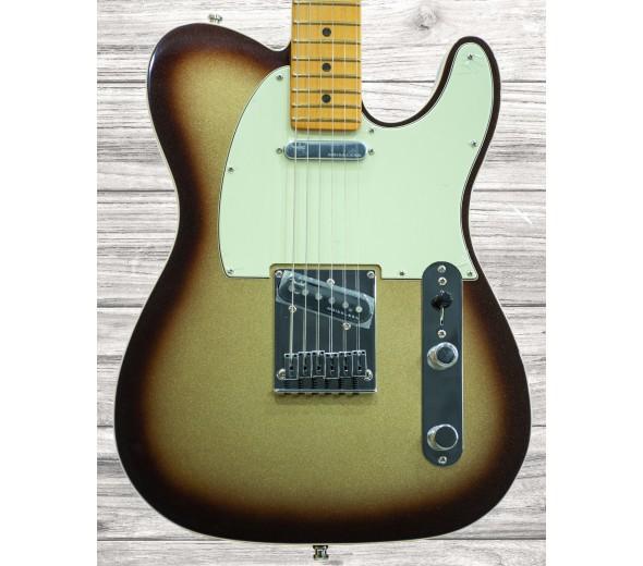 Guitarras Fender American Guitarras formato T Fender American Ultra Tele MN Mocha Burst