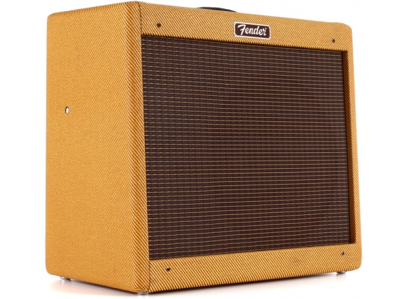 Combo a válvulas para guitarra elétrica/Combos de Guitarra Eléctrica a Válvulas Fender Blues Junior Lacquered Tweed