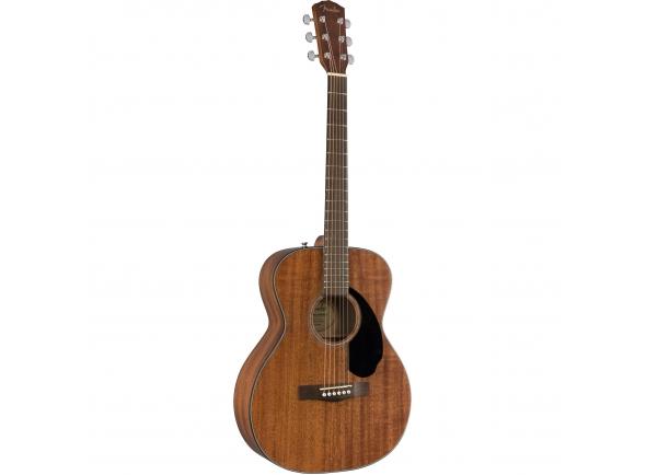 Guitarras folklóricas Fender CC-60S All Mahogany Satin