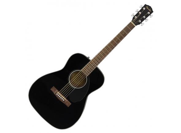 Outras guitarras acústicas Fender CC-60S Black