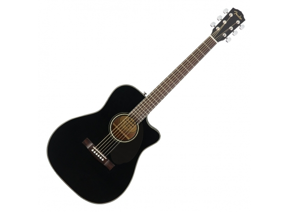 Guitarra Acústica Fender CC-60SCE BLK
