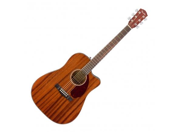 Guitarras Dreadnought Fender CD-140SCE All Mah