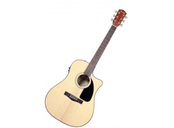 Guitarra Dreadnought/Guitarras Dreadnought Fender CD-60 CE NA