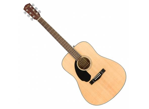 Guitarras Dreadnought Fender CD-60S Nat