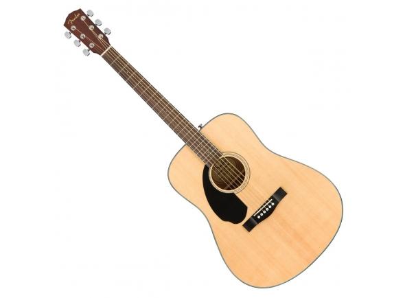 Guitarras Dreadnought Fender CD-60S Nat B-Stock