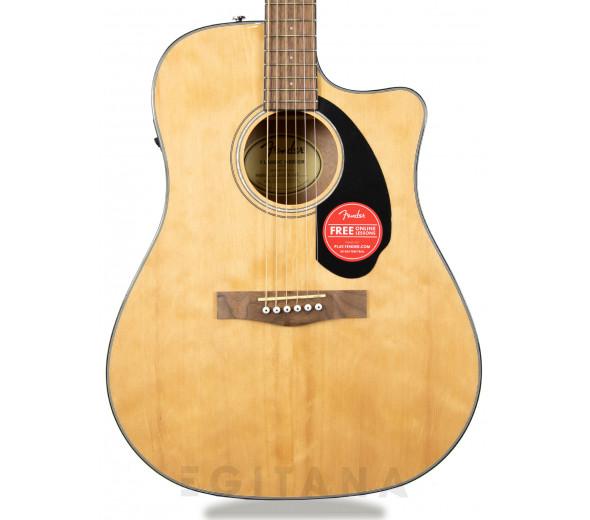 Guitarra Acústica/Guitarras Dreadnought Fender CD-60SCE Nat