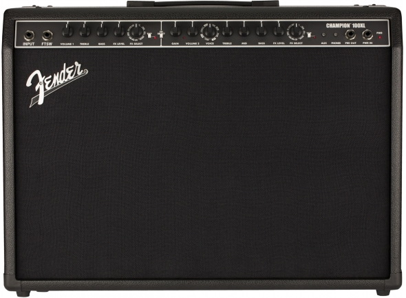 Combos de Guitarra Eléctrica a Transístores Fender Champion 100 XL