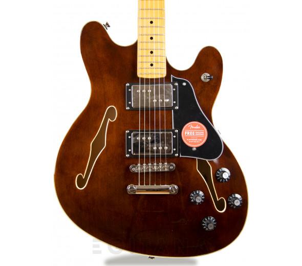 Guitarras formato Hollowbody Fender SQ Classic Vibe Starcaster Walnut