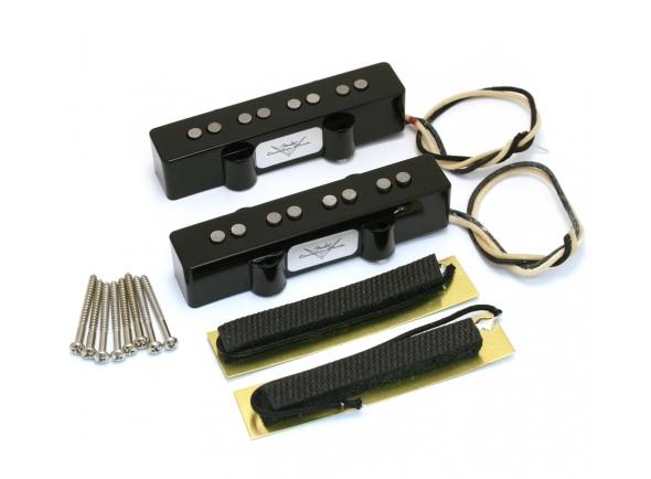 Captador J-Bass de 4 cordas Fender CS60Jazz Set