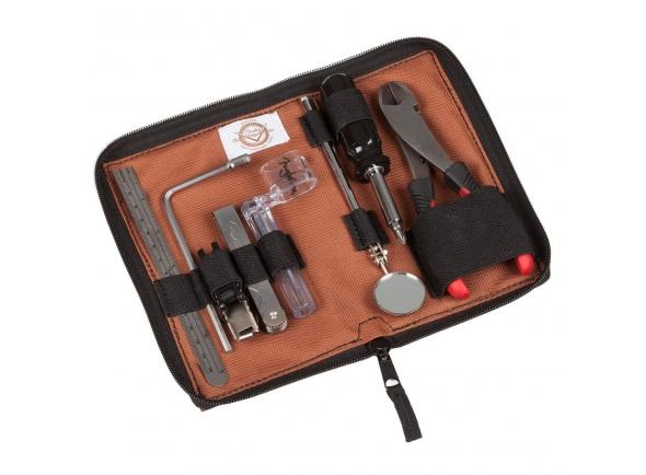 Fender Custom Shop Herramientas y herramientas Fender CS Acoustic Tool Kit by CruzTools®