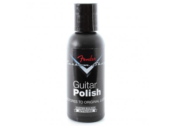 Produtos de limpeza para guitarra Fender Custom Shop Guitar Polish