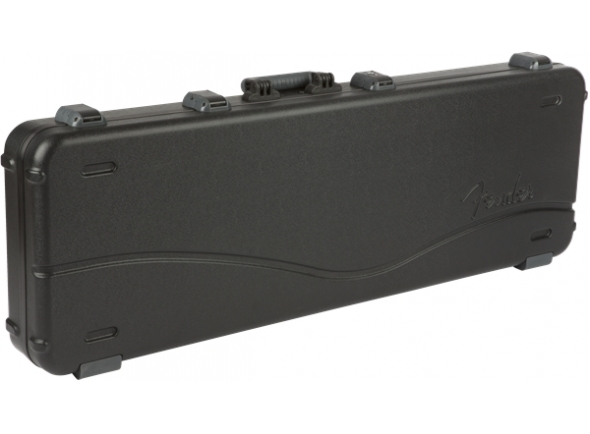 Sacos e Estojos para Baixo Fender Deluxe Molded Case Left-Handed Electric Bass