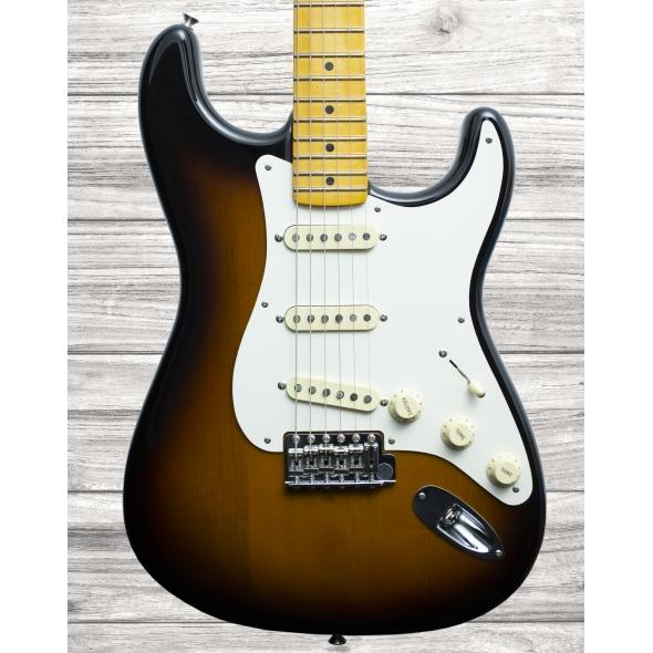 Guitarras formato ST Fender Eric Johnson 1954 Virginia Strat MN 2-SB