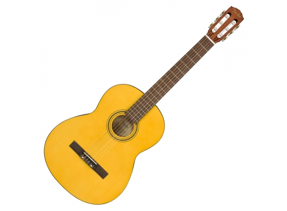 Guitarra Clássica Fender ESC110 Educational 4/4 WN