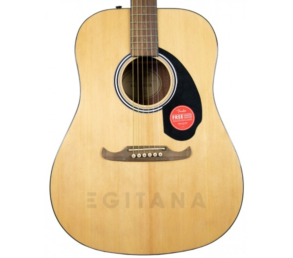 Guitarras Dreadnought Fender FA-125 Dreadnought WN NAT