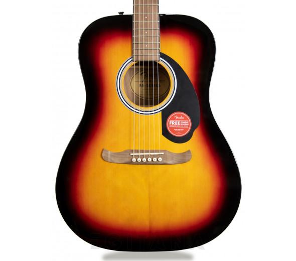B-stock Guitarras Dreadnought Fender FA-125 Dreadnought WN Sunburst B-Stock