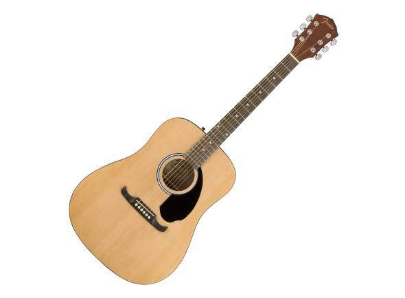 Guitarras Dreadnought Fender FA-125 Natural