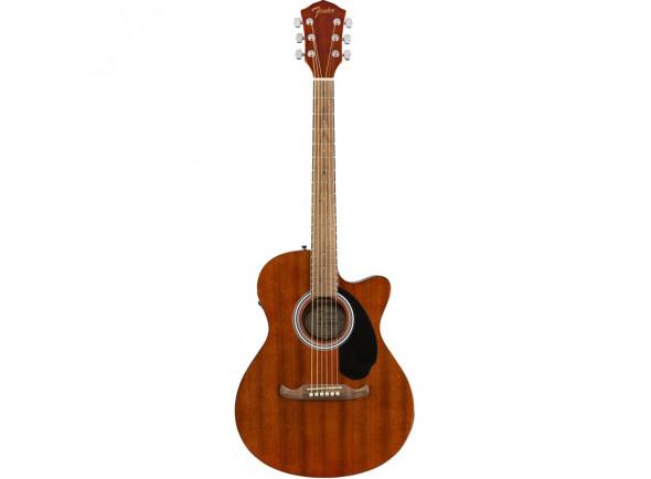 Guitarras Dreadnought Fender FA-135CE Concert Acoustic V2 Walnut AM