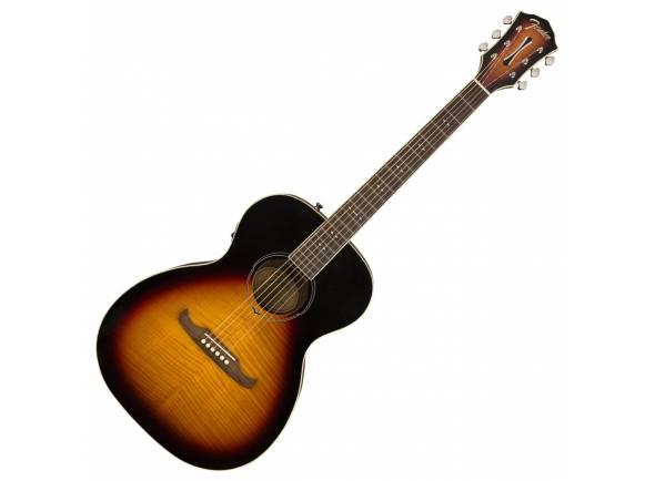 Outras guitarras acústicas Fender FA-235E Concert 3-tone Sunburst