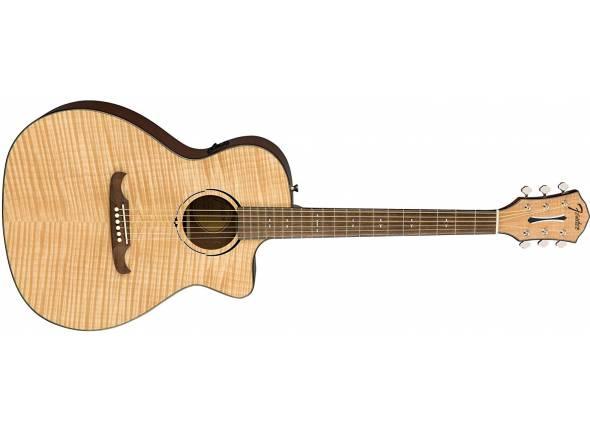 Guitarras Folk Fender FA-345CE Auditorium Natural RW