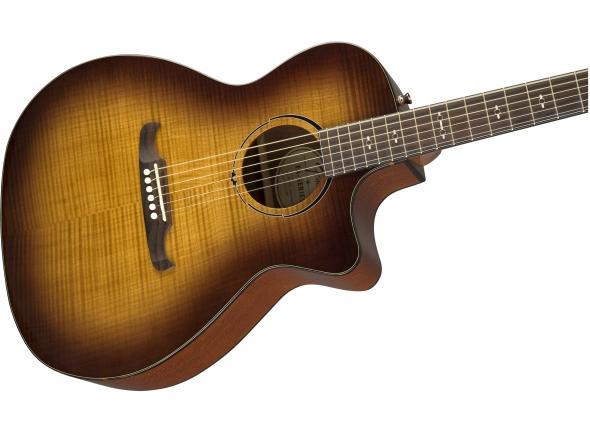 Guitarras Folk Fender FA-345CE Auditorium, Tea-Bst