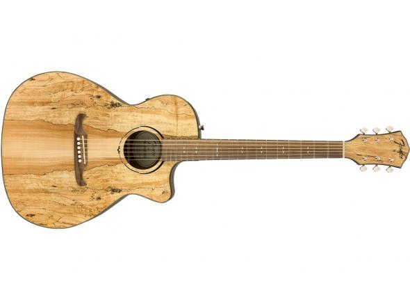 Outras guitarras acústicas Fender FA-345CE Spalted Maple FSR LR