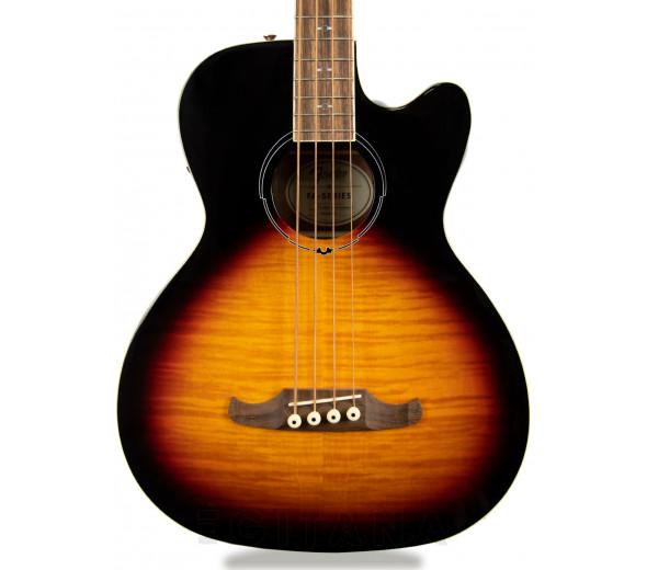 Baixos acústicos e semi-acústicos Fender FA-450CE 3TSB A-Bass