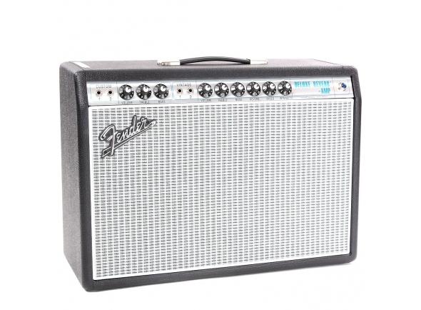 Combos de Guitarra Eléctrica a Válvulas Fender Fender 68 Custom Deluxe Reverb
