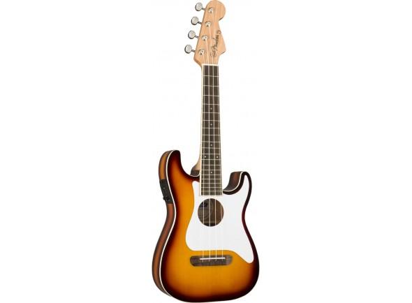 Ukulele Electrificados Fender Fullerton Strat Ukulele SB