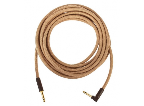 Cabo para Instrumento Fender FV Series Cable Pure Hemp NAT