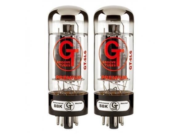 Válvula para amplificador/Válvulas para amplificadores Fender GT-6L6-S DUETS