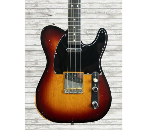 Guitarras formato T Fender  Jason Isbell Tele Custom 3CCB