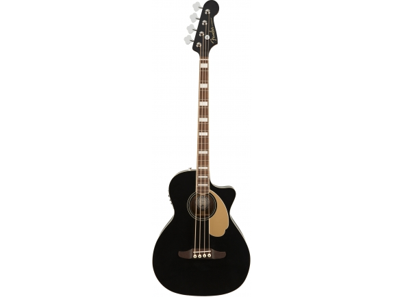 Baixos acústicos e semi-acústicos Fender Kingman Bass V2 JTB