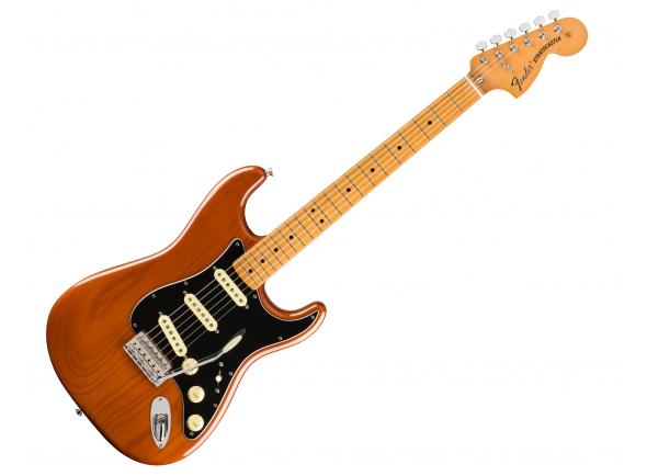 Guitarras formato ST Fender Limited Player Strat Aged Nat.